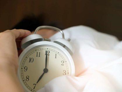 Р – Режим. Важливість сну