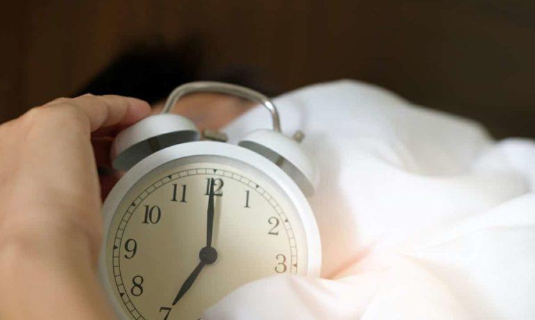 Р – Режим. Важность сна