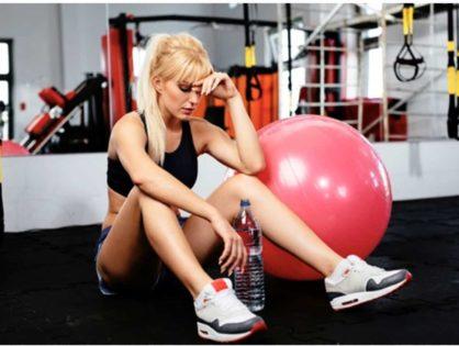 Болезни и тренировки